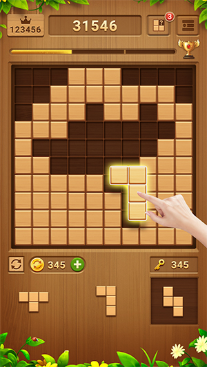 Wood Block Puzzle Review