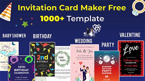 Invitation Maker Free Review
