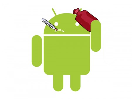 android not downloading