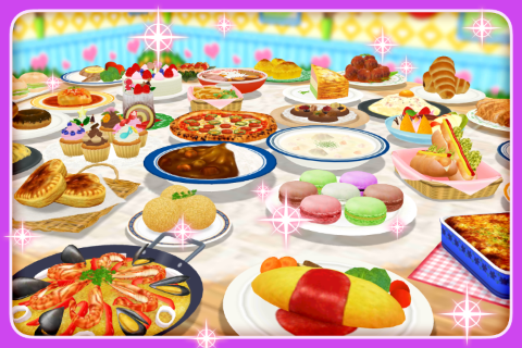 COOKING MAMA Let's Cook! App