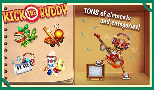 Kick The Buddy App