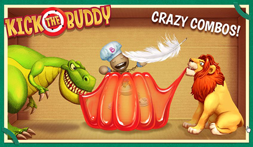 Kick The Buddy Review