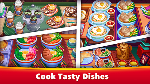 Asian Cooking Star App