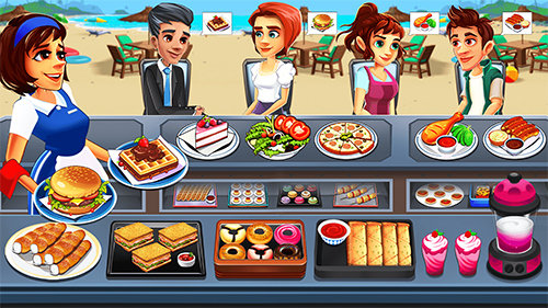 Cooking Café – Food Chef Review