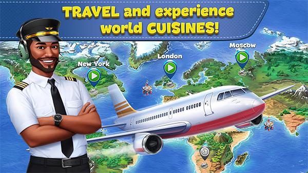 Airplane Chefs App