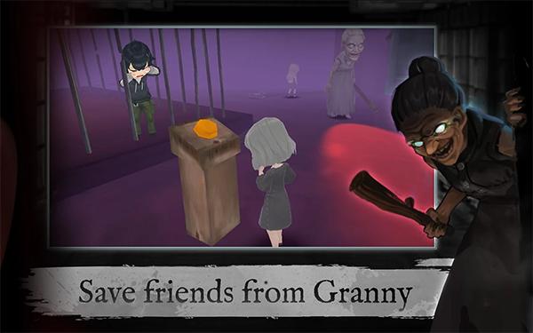 Grannys House Escape Now App