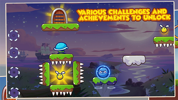 Super Ball Jump Bounce Adventures App