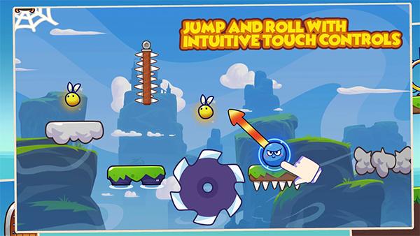 Super Ball Jump Bounce Adventures Review