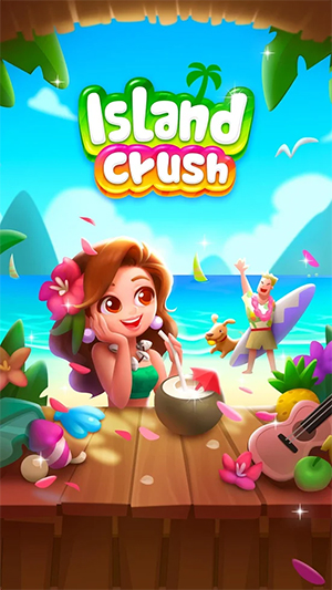 Island Crush - Match 3 Puzzle Review