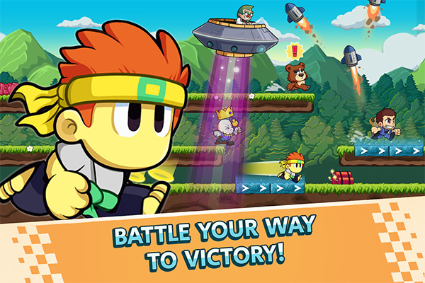 Battle Racing Stars App