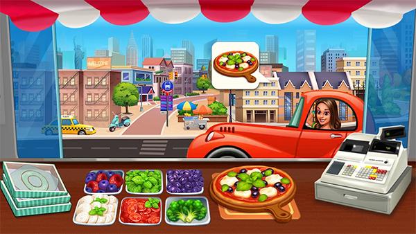 Crazy Chef App