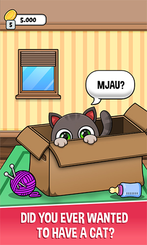 Oliver the Virtual Cat Review