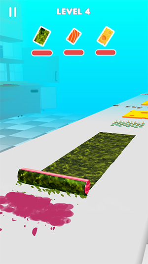 Sushi Roll 3D Review